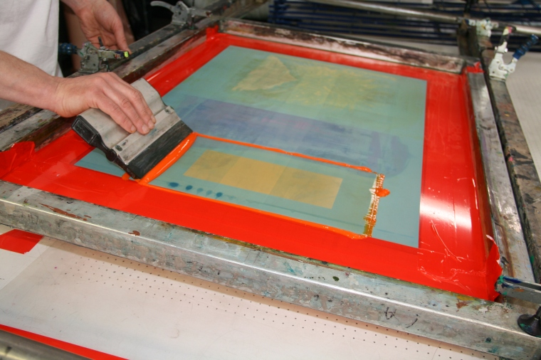 Screen printing class 1