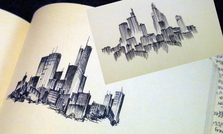 Sketchboook 1
